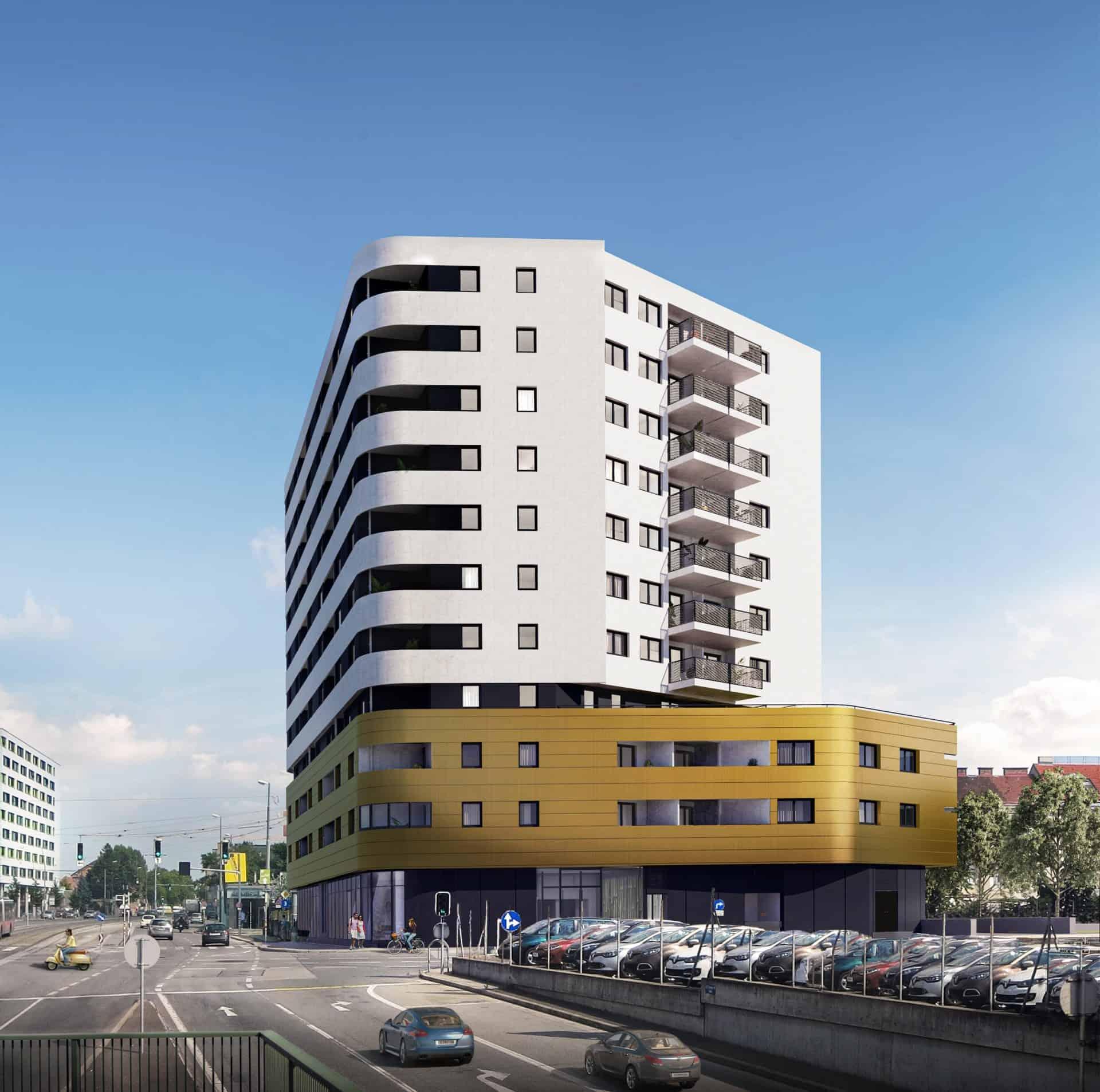 Wohnungen am Genochplatz in Wien - C&P Immobilien AG