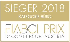 C&P ist Sieger des Fiabci Prix d'Excellence Austria 2018