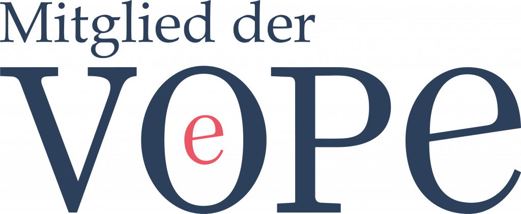 C&P ist Mitglieder der VÖPE