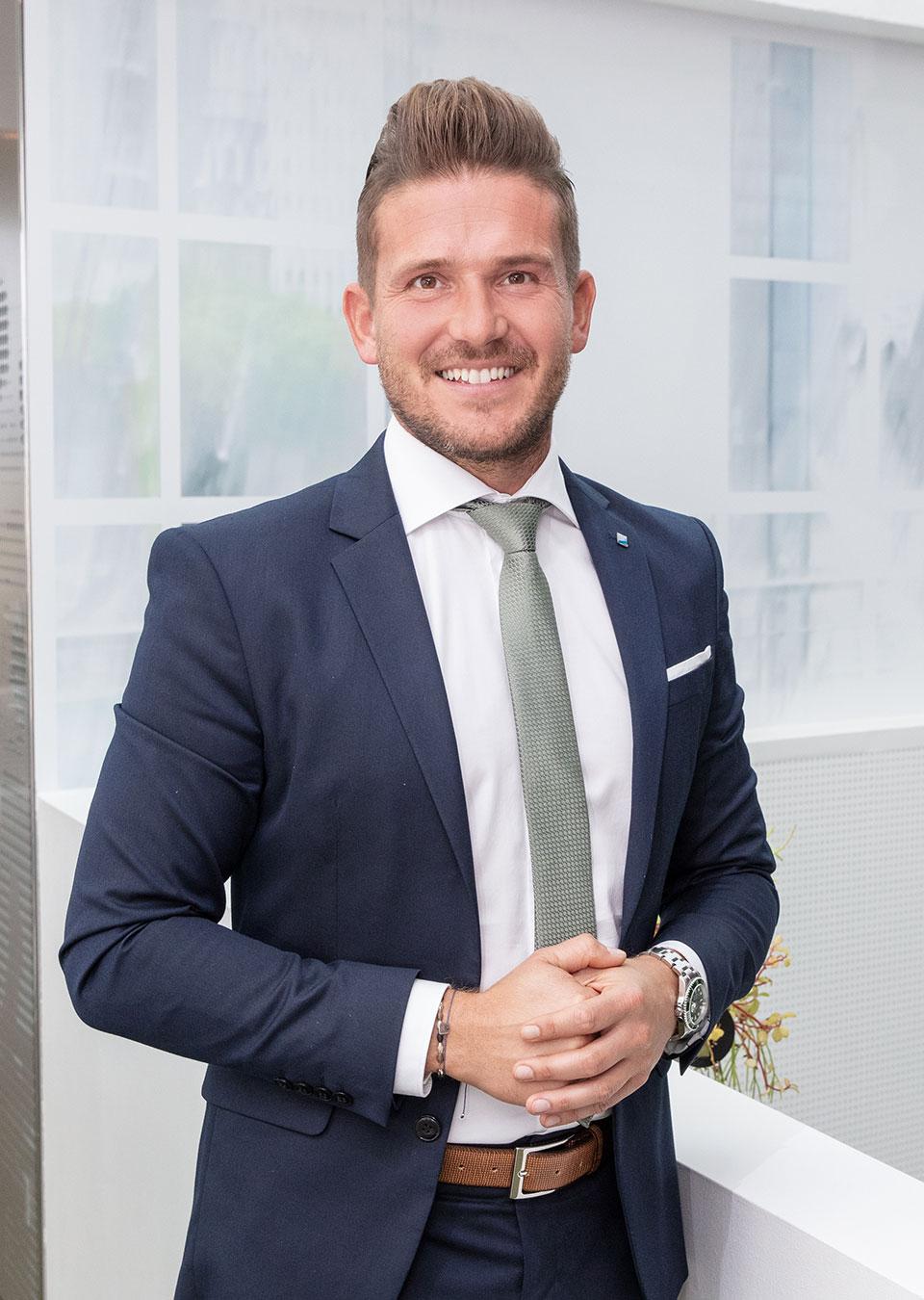 Markus Ritter, Gründer der C&P Immobilien AG