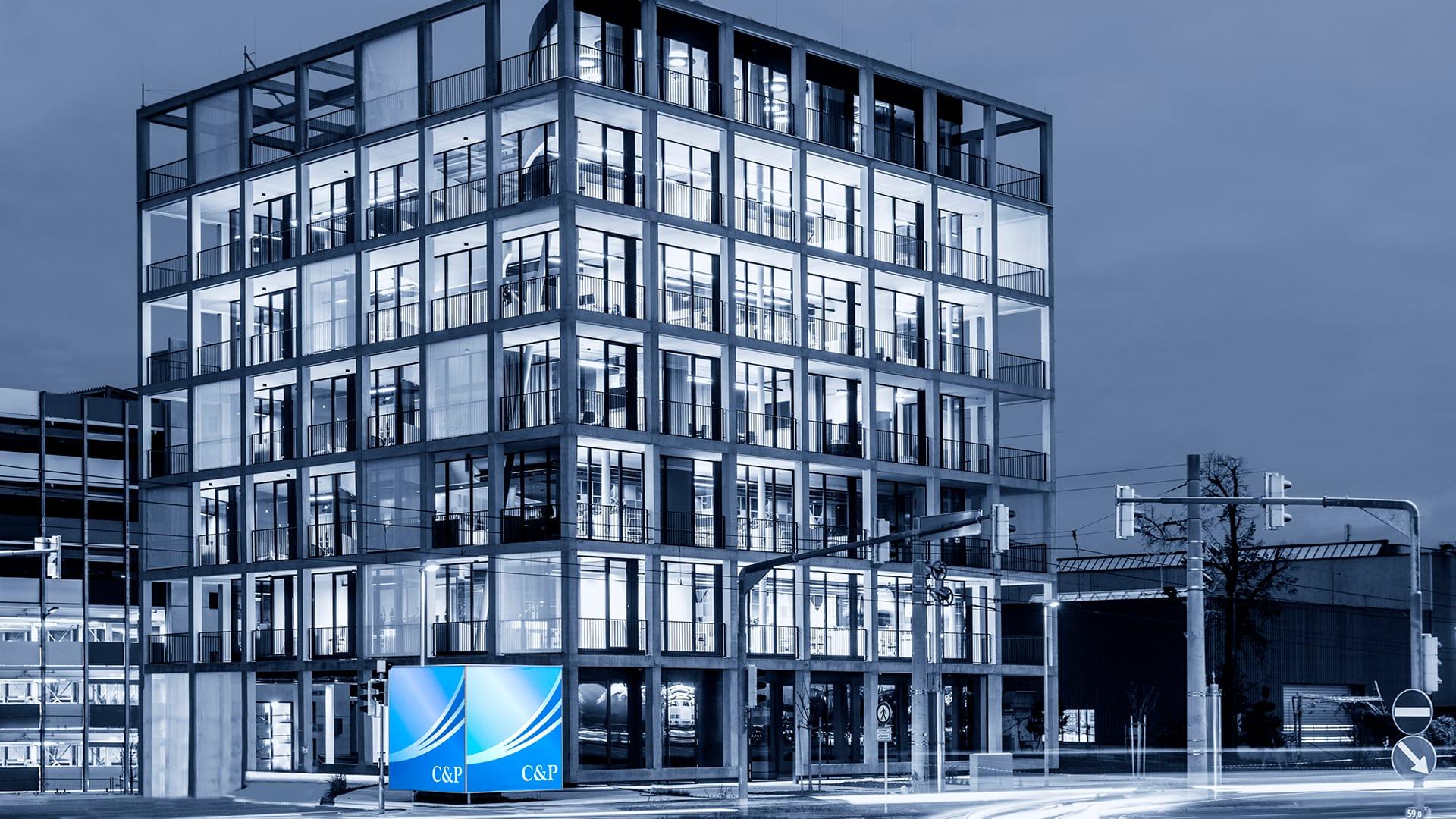 C&P Immobilien AG Headoffice Graz