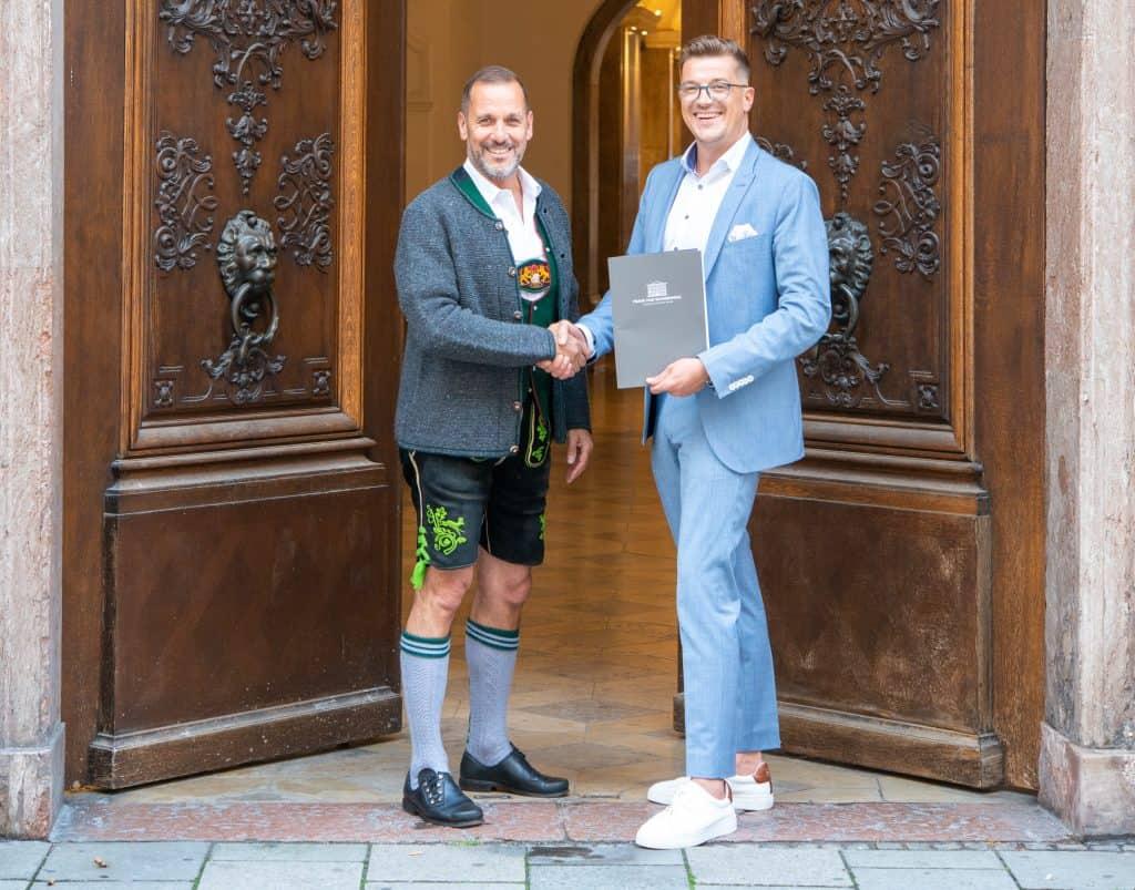Mehrheitsübernahme der Alpenimmobilien GmbH durch die C&P Immobilien AG